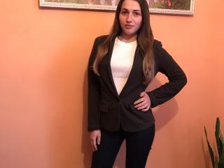 Hình ảnh đại diện sexy của người mẫu PolaSky để phục vụ một show webcam trực tuyến vô cùng nóng bỏng!
