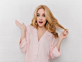 Velmi sexy fotografie sexy profilu modelky ProvenceRose pro live show s webovou kamerou!