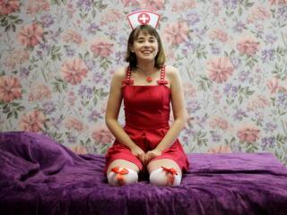 Model RachelGrray'in seksi profil resmi, çok ateşli bir canlı webcam yayını sizi bekliyor!