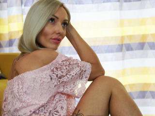 Picture of the sexy profile of RikaSteel, for a very hot webcam live show !
