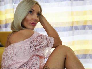 Hình ảnh đại diện sexy của người mẫu RikaSteel để phục vụ một show webcam trực tuyến vô cùng nóng bỏng!