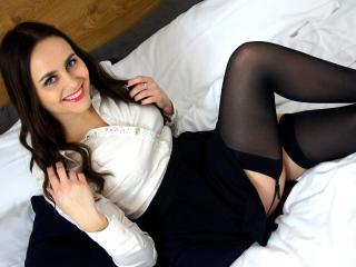 Photo de profil sexy du modèle Rossalick, pour un live show webcam très hot !