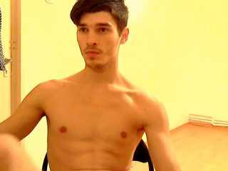 Picture of the sexy profile of RudeBoyX, for a very hot webcam live show !