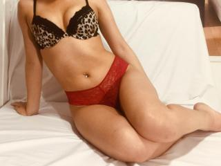 Photo de profil sexy du modèle SamanthaReyes, pour un live show webcam très hot !