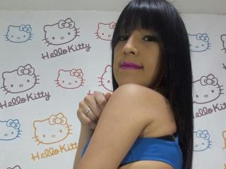 Picture of the sexy profile of SashaHotShemale, for a very hot webcam live show !