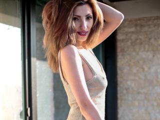 Hình ảnh đại diện sexy của người mẫu SelinaM để phục vụ một show webcam trực tuyến vô cùng nóng bỏng!