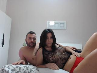 Picture of the sexy profile of SexyVisionCouple, for a very hot webcam live show !