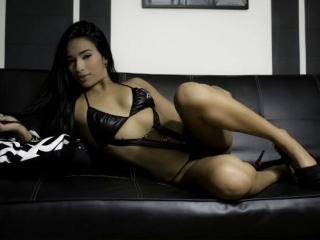 Hình ảnh đại diện sexy của người mẫu ShairaHott để phục vụ một show webcam trực tuyến vô cùng nóng bỏng!