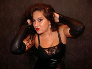 Velmi sexy fotografie sexy profilu modelky SierraDomina pro live show s webovou kamerou!