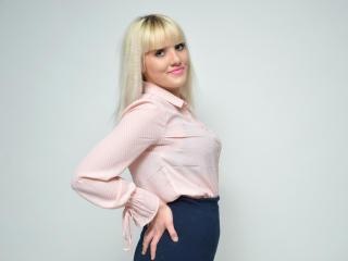 Velmi sexy fotografie sexy profilu modelky SouthernConstellation pro live show s webovou kamerou!