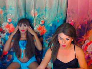 Picture of the sexy profile of TwoLovelyCouple, for a very hot webcam live show !