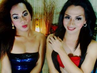 Hình ảnh đại diện sexy của người mẫu TwoTsForSex để phục vụ một show webcam trực tuyến vô cùng nóng bỏng!