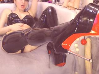 Picture of the sexy profile of UrQueenPanther, for a very hot webcam live show !