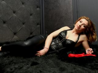 Picture of the sexy profile of UrSeductionBabe, for a very hot webcam live show !