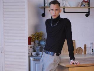 Model VincentLaw'in seksi profil resmi, çok ateşli bir canlı webcam yayını sizi bekliyor!