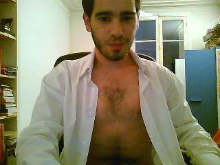 Picture of the sexy profile of Waladit, for a very hot webcam live show !