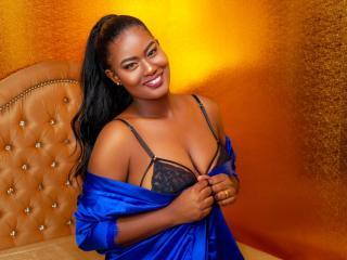 Velmi sexy fotografie sexy profilu modelky WendyMalone pro live show s webovou kamerou!