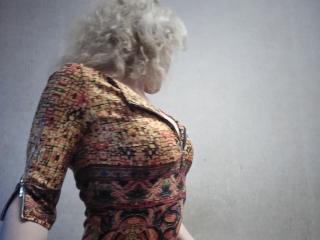 Velmi sexy fotografie sexy profilu modelky ZarynaAqua pro live show s webovou kamerou!