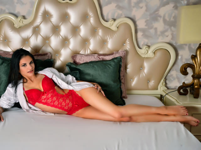 Picture of the sexy profile of CutieAlizee, for a very hot webcam live show !