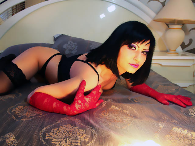 Picture of the sexy profile of MadissonIvy, for a very hot webcam live show !