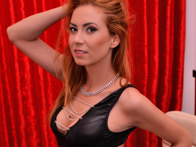 Photo de profil sexy du modèle RubyDiamond, pour un live show webcam très hot !