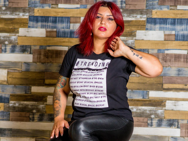Picture of the sexy profile of Yourdevotedevil, for a very hot webcam live show !