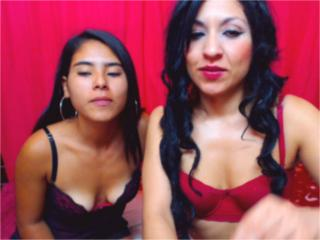 LatinasBi - Web cam hard with a latin american Woman sexually attracted to other woman