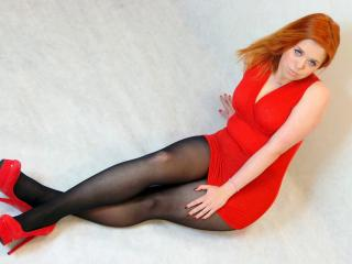 OliviaRed - Sexy live show with sex cam on XloveCam
