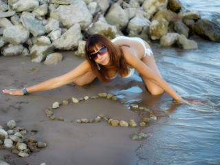 HottyWhite - Sexy live show with sex cam on XloveCam