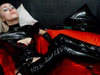 LatexFille - Sexy live show with sex cam on XloveCam
