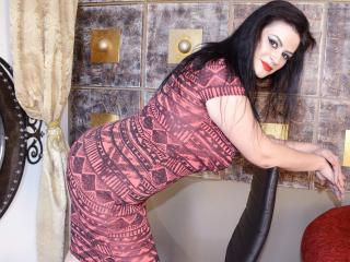 Pam - Live chat xXx with a black hair Sexy girl