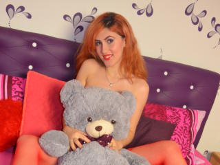 WonderPearl - Live cam sex avec cette Sublime model très sexy occidentale sur le service X Love Cam