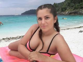 CherieMona - Web cam hard with a regular melon Young lady