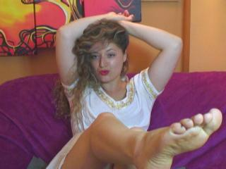 CurlySmile - Sexy live show with sex cam on XloveCam