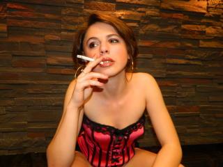 Sexy nude photo of SweetJolline