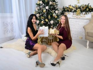 NikaXRysa - online show nude with a black hair Lesbian