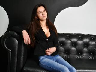 Sexy nude photo of KristyCheerful