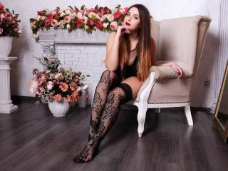 SofiaDevil - Live cam x with a European Girl