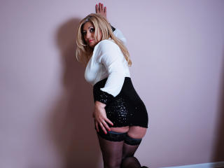 MatureEroticForYou - Live hard with this fair hair MILF