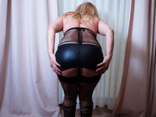MatureEroticForYou - Live chat xXx with this shaved intimate parts MILF