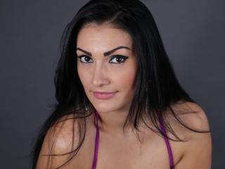 CherryAmour - Cam exciting with a dark hair Young lady