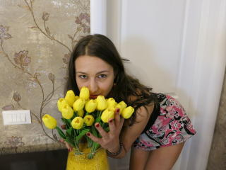 CarlissaLove - Sexy live show with sex cam on XloveCam®