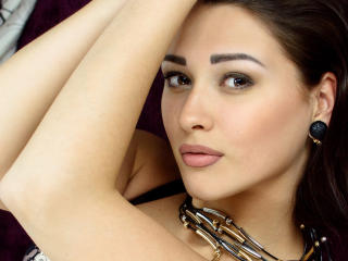 AlitaAsh - Webcam live nude with this Girl with standard titties