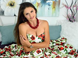 OlimpiyaS - online show xXx with a brown hair Young lady