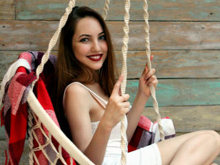 PrettyLaddy - Live cam porn with a ordinary body shape Young and sexy lady