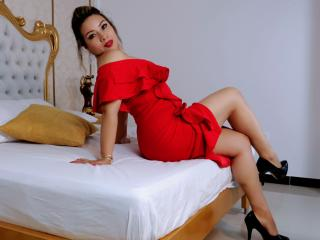 AlisCreamy - Show live xXx with this latin american Lady over 35