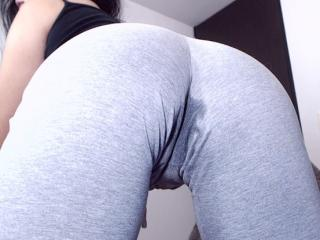 SexyDayannita - Web cam x with a so-so figure Young and sexy lady