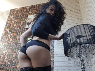 SexyHotSamira - Webcam sexy with a dark hair Young lady