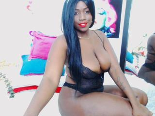 KathyHott69 - Webcam live x with this black hair Lady