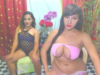 SavageQueenCumTS - Webcam live nude with a unshaven genital area Trans couple